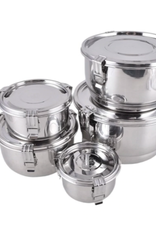 Life Without Plastic Round Airtight Food Container