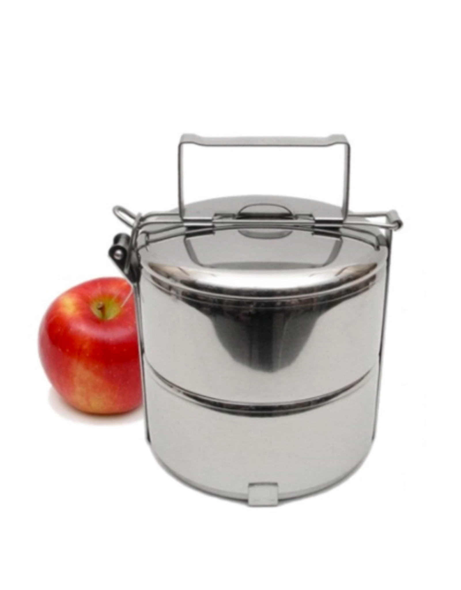 Life Without Plastic Small Tiffin Food Container