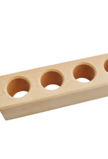 Life Without Plastic Wooden Ice Pop Holder