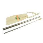 Life Without Plastic Telescoping Straw Set