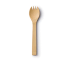 Bambu Long Handle Spork Long