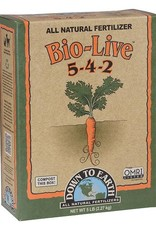 Bio-Live Fertilizer 5-4-2