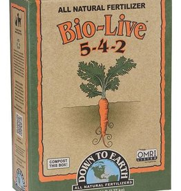 Bio-Live Fertilizer 5-4-2