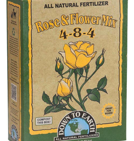 Rose & Flower Fertilizer 4-8-4