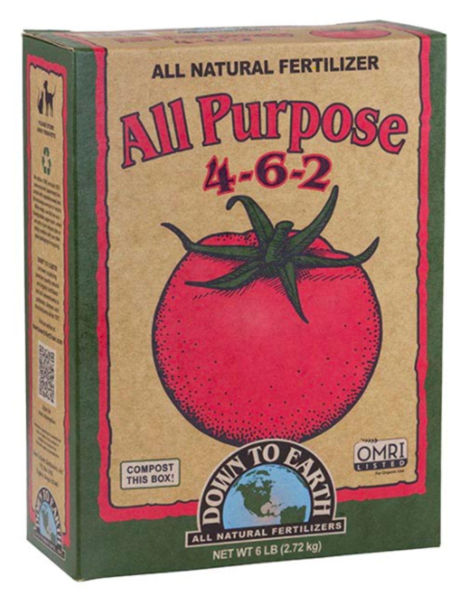 All Purpose Fertilizer 4-6-2
