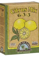 Citrus Mix Fertilizer 6-3-3