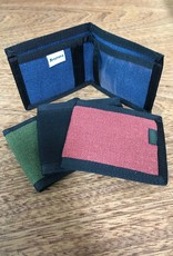 Hempmania Slim Hemp Bifold Wallet