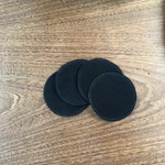 CurlyMonkey Reusable Organic Hemp Rounds