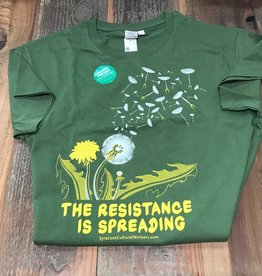 Resistance is Spreading T-shirt