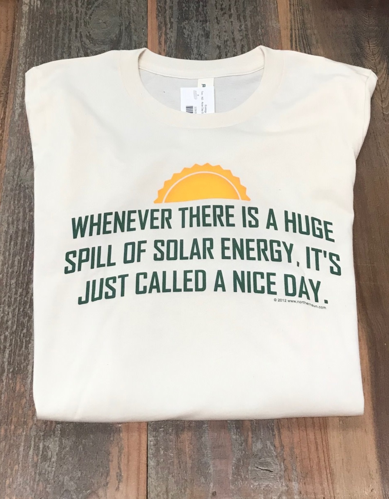 A Spill of Solar Energy T-shirt