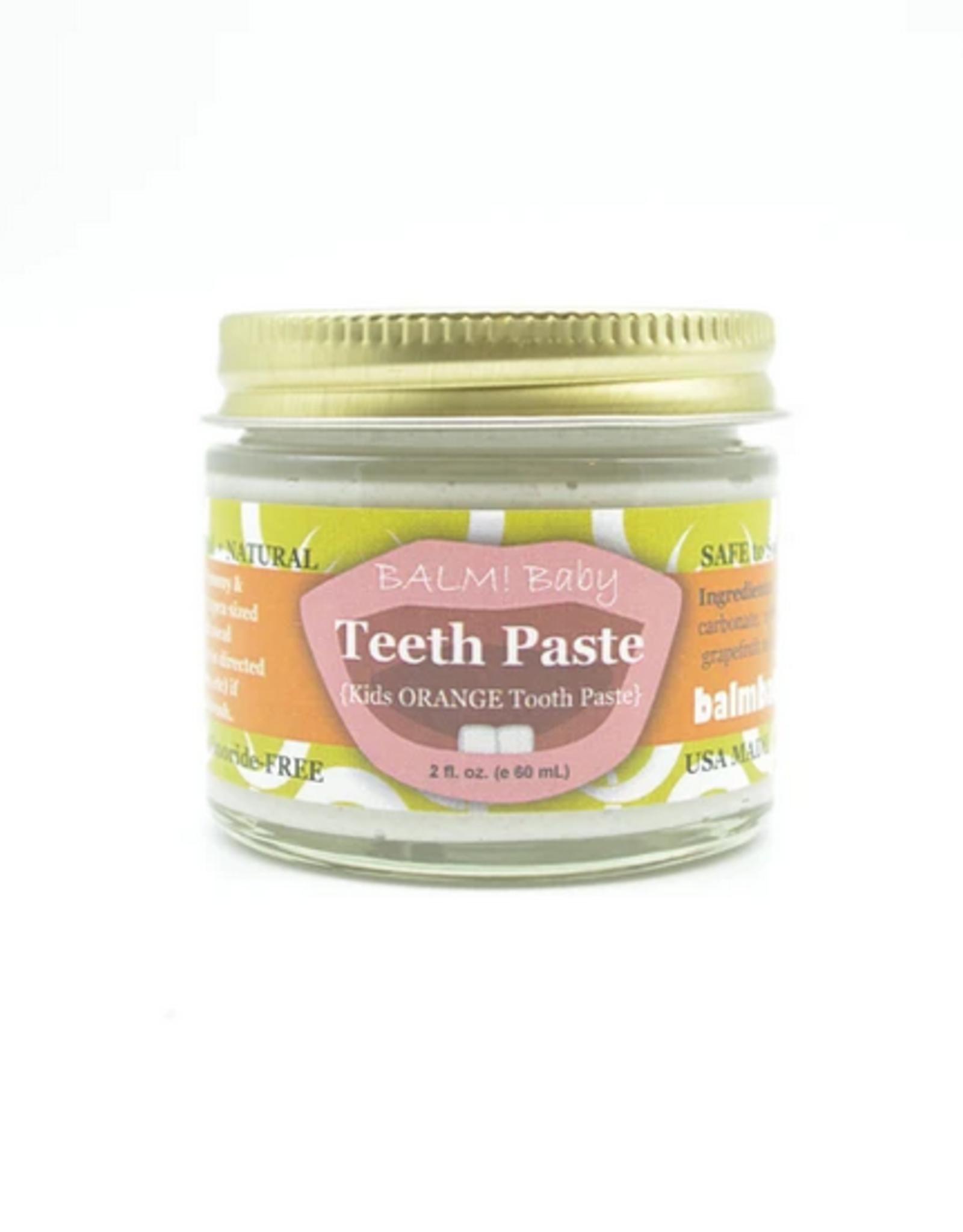 Taylor's Orange Kids' Teeth Paste
