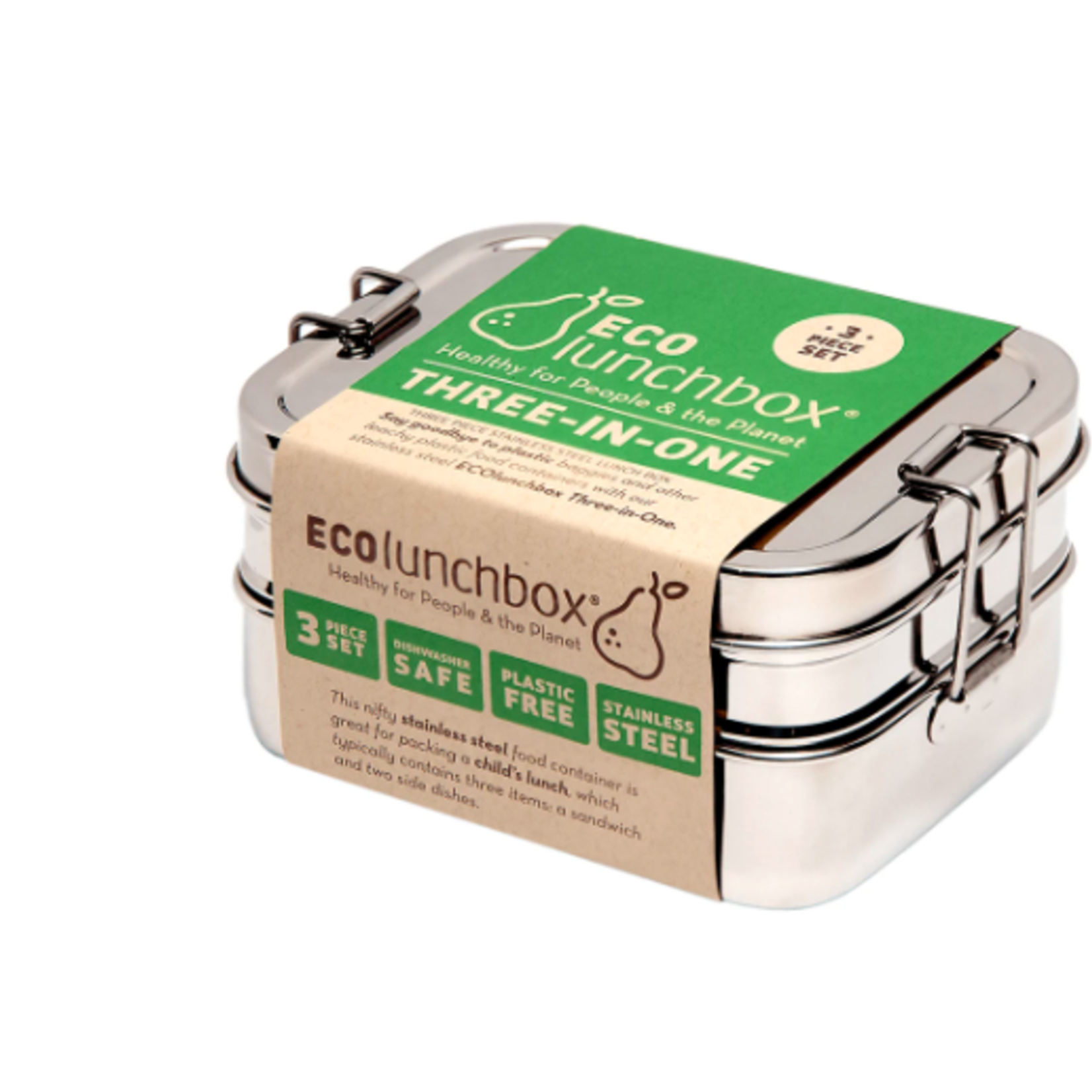 ECOlunchbox Three-in-One Classic
