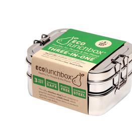 ECOlunchbox Three-in-One Classic