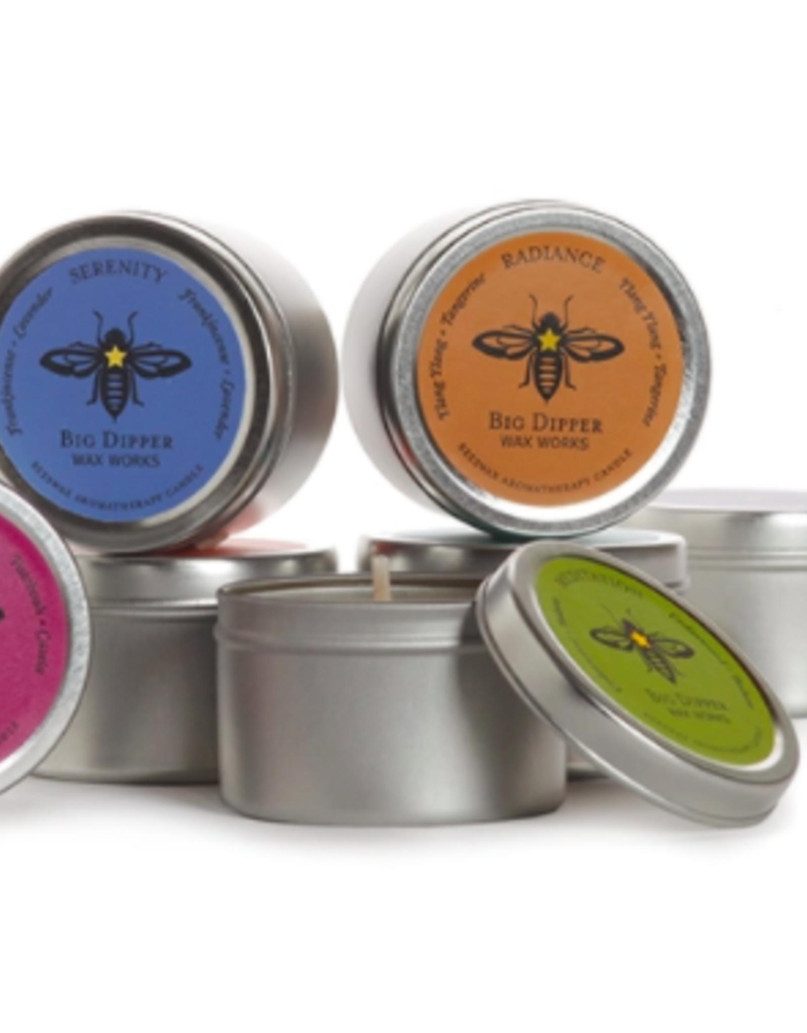 Big Dipper 1.7 oz. Aromatherapy Candle Tins