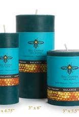 """Big Dipper 2"""" x 4.75""""  Aromatherapy Pillar  Candles"""