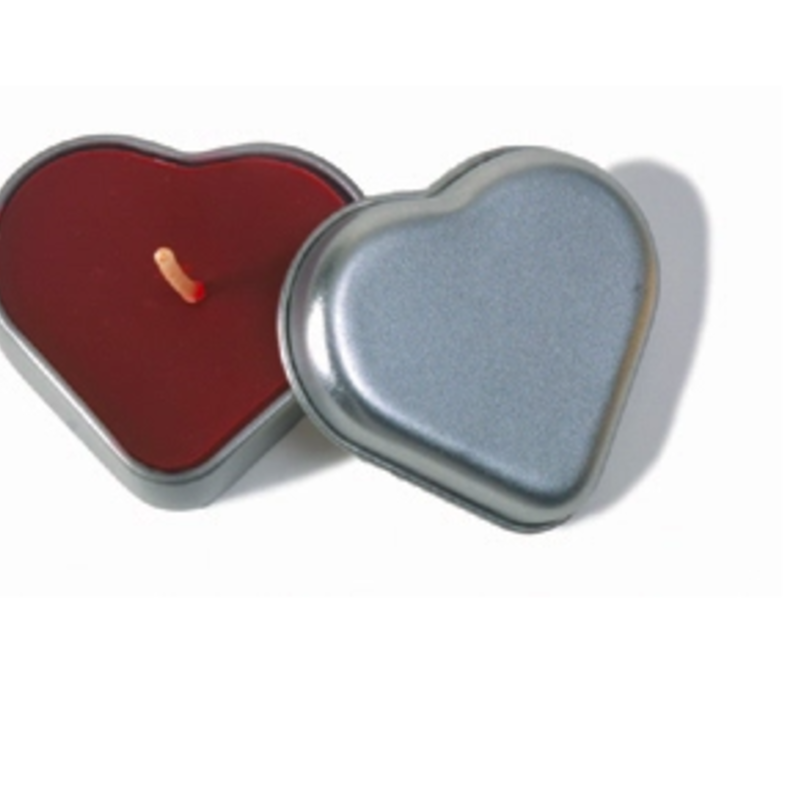 Big Dipper Heart Candle Tin