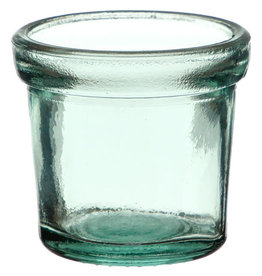 """Recycled Glass 2"""" Votive Candle Holder"""