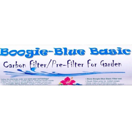 Boogie-Blue Garden Hose Water Filter