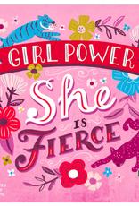 Girl Power 2021 Wall Calendar