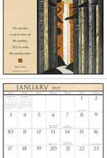 Now and Zen 2021 Wall Calendar