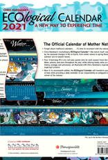 Chris Hardman's EcoLogical Calendar 2021: A New Way to Experience Time Wall Calendar