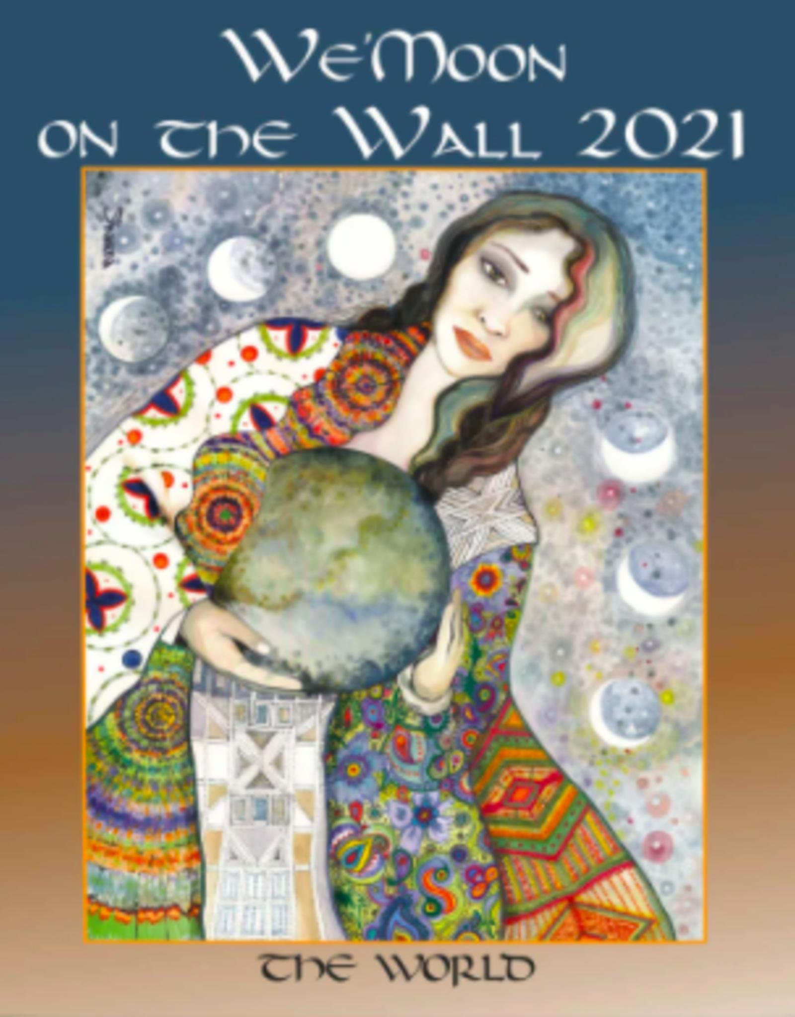 We'Moon 2021 Wall Calendar