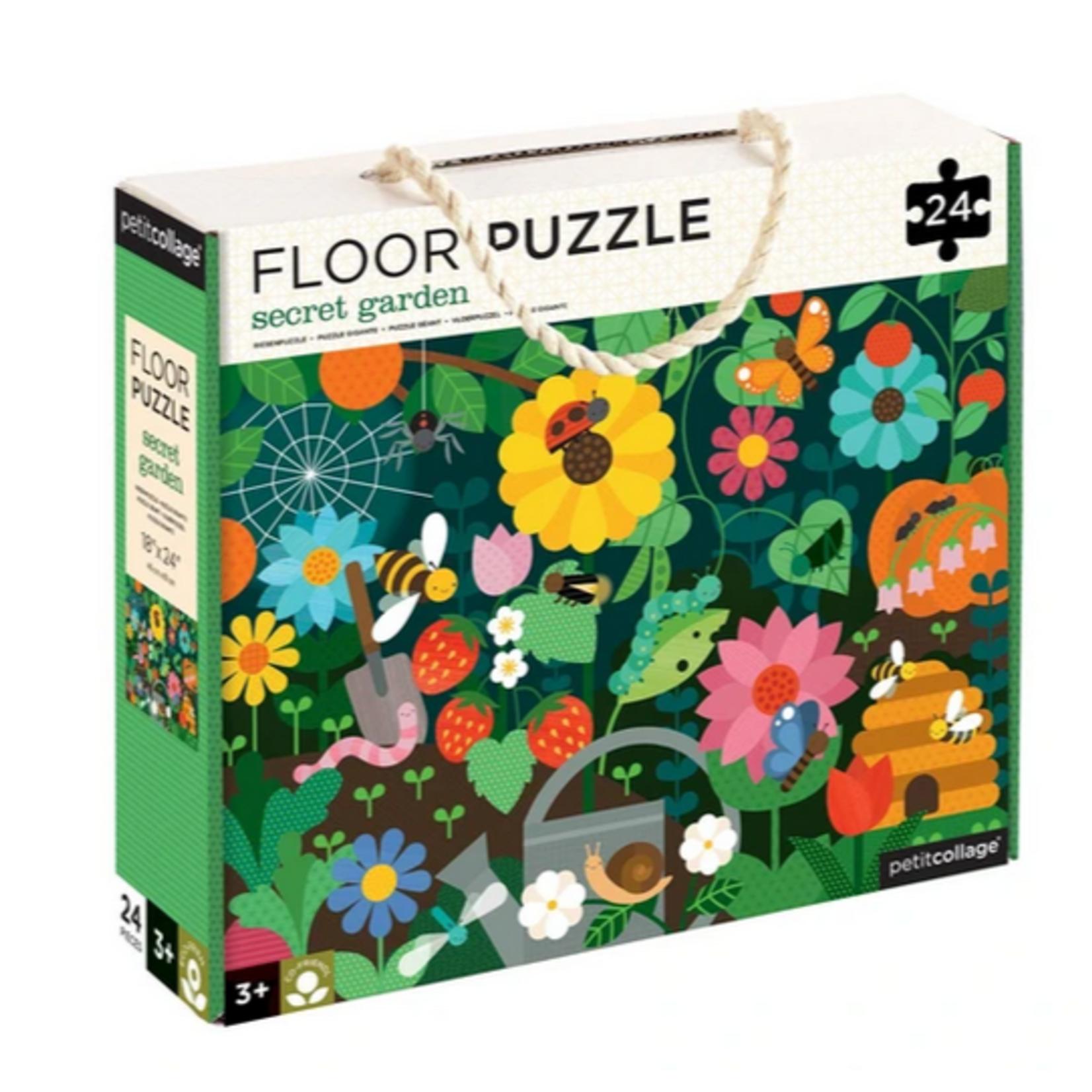Secret Garden 24 Piece Floor Puzzle