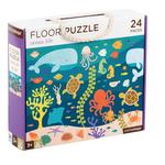 Ocean Life 24 Piece Floor Puzzle