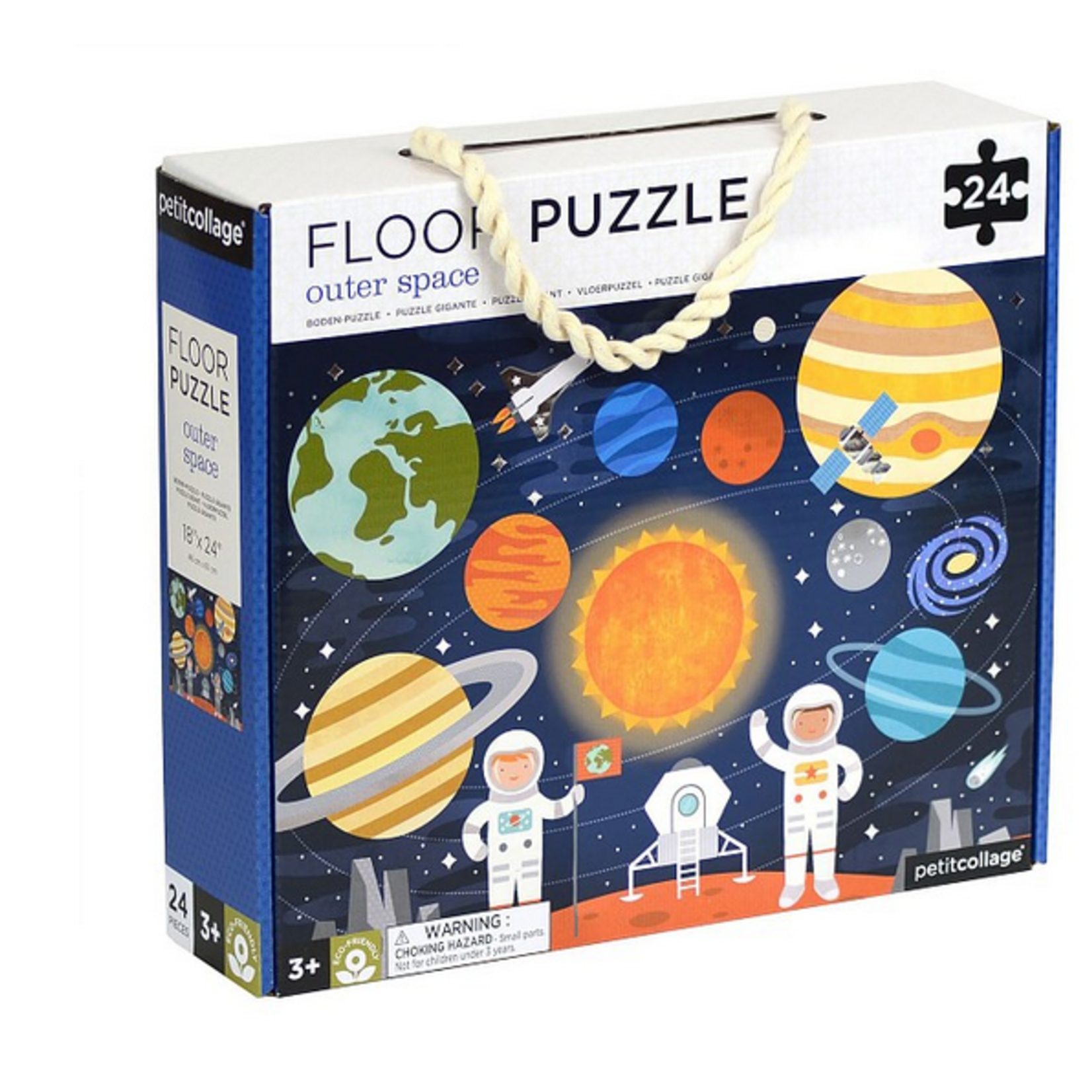 Outer Space 24 Piece Floor Puzzle