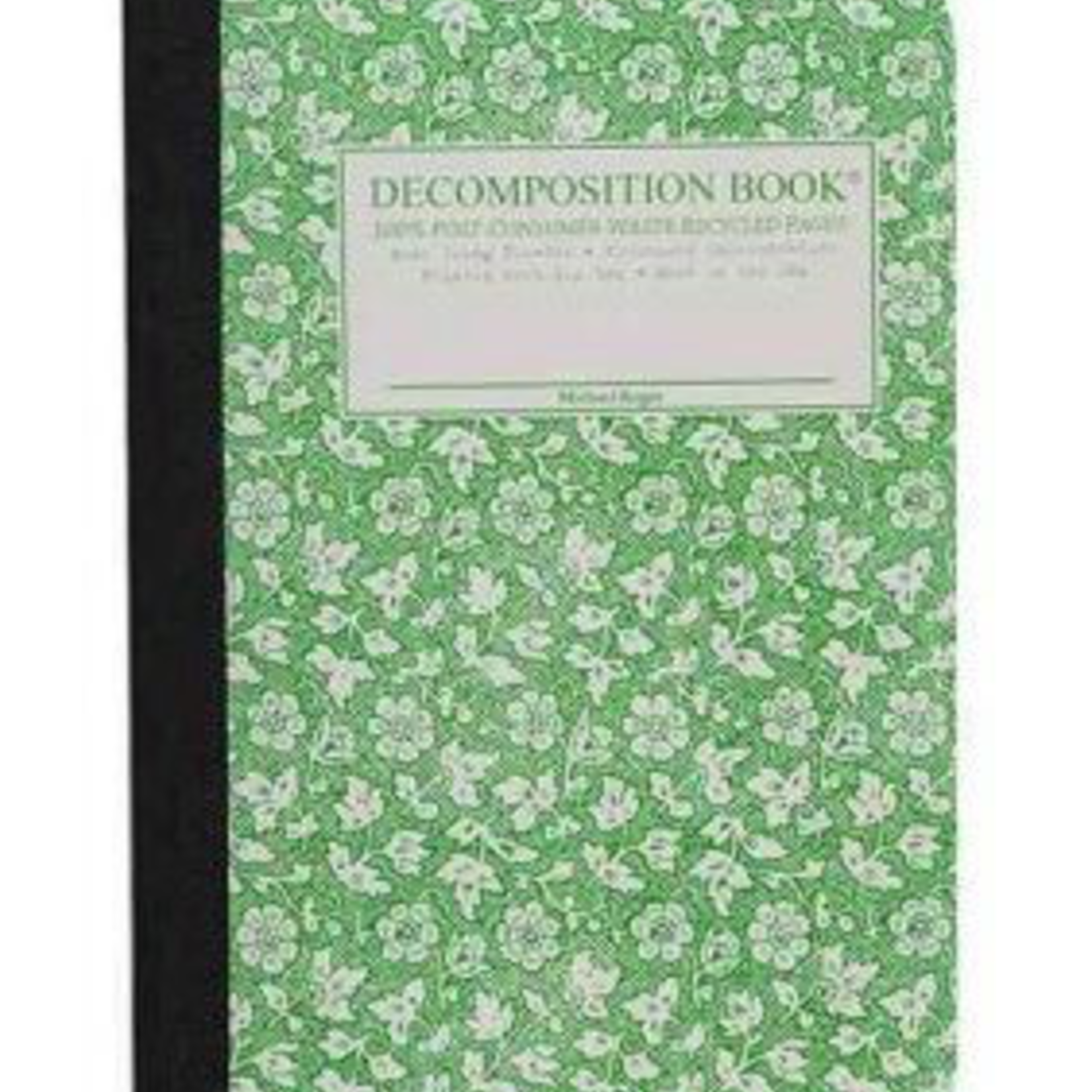 Journal - Parsley Pocket Decomp