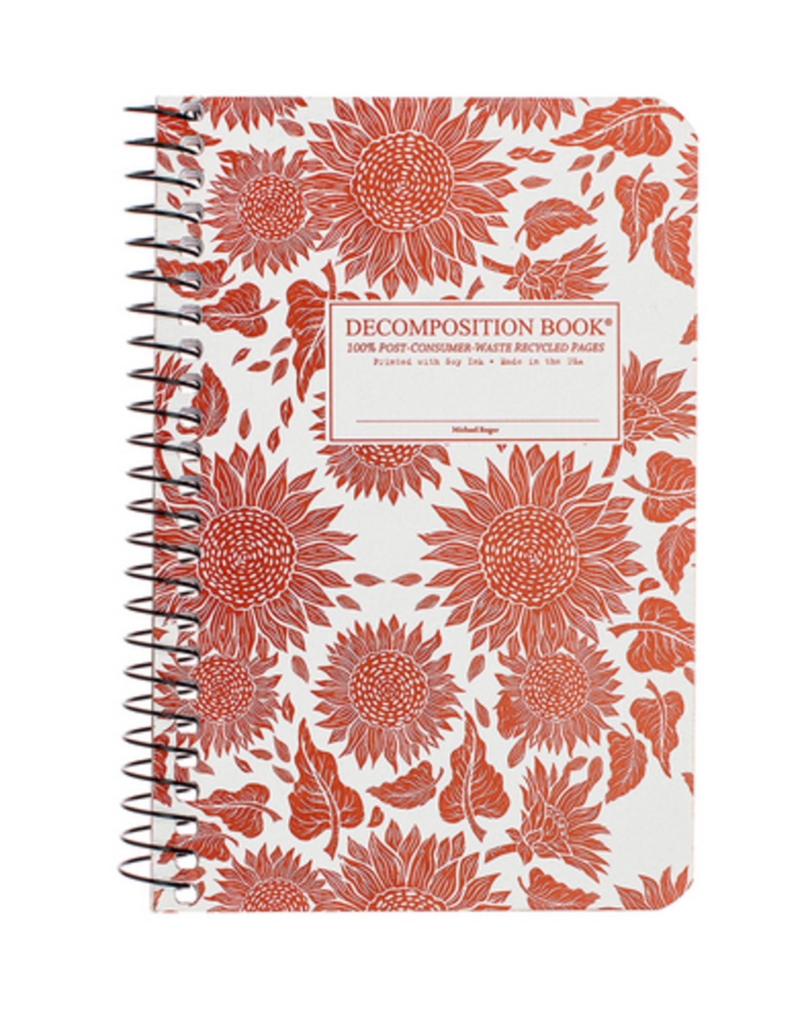 Sunflowers Pocket Journal