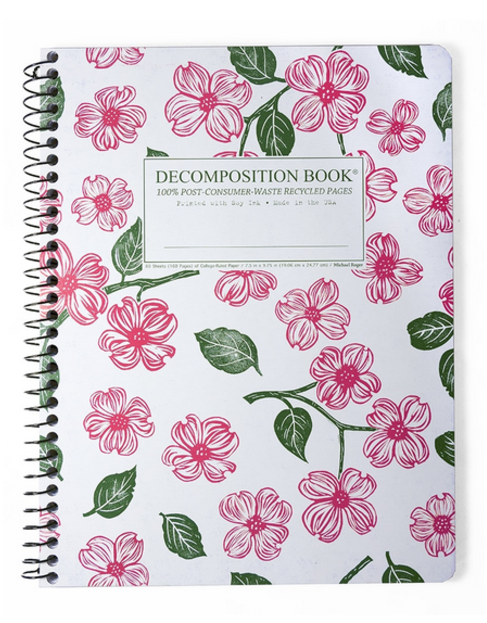 Dogwood Spiral Journal