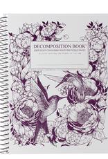 Hummingbirds Spiral Journal