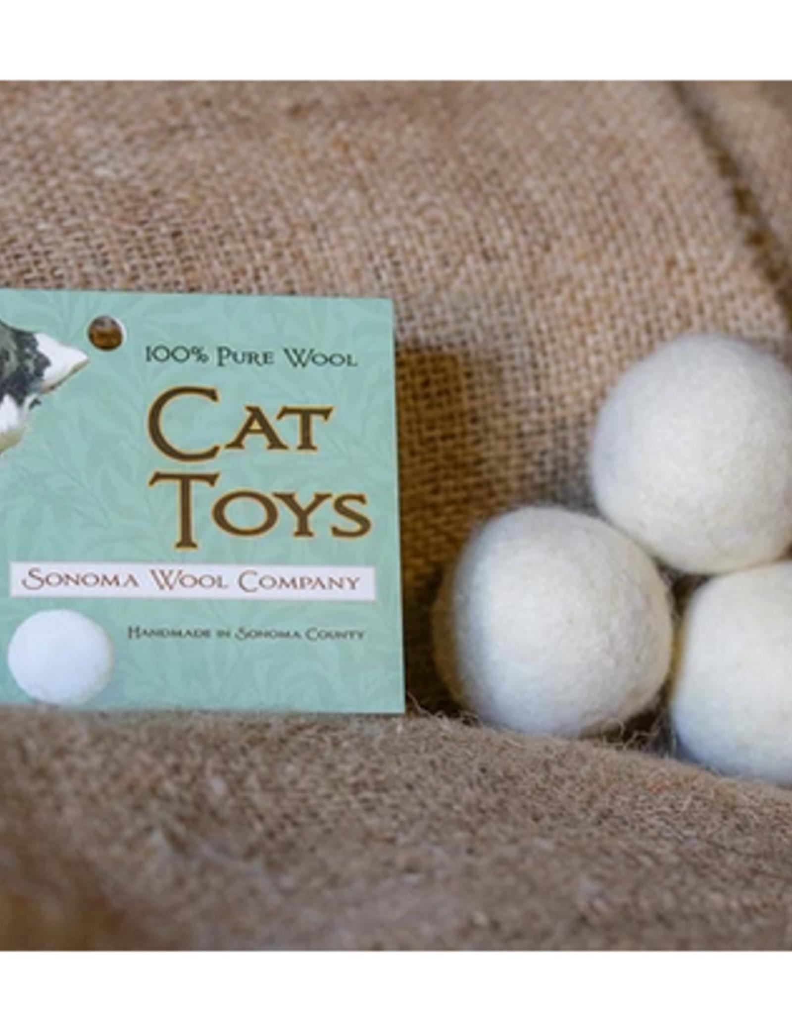 Wool Cat Toys