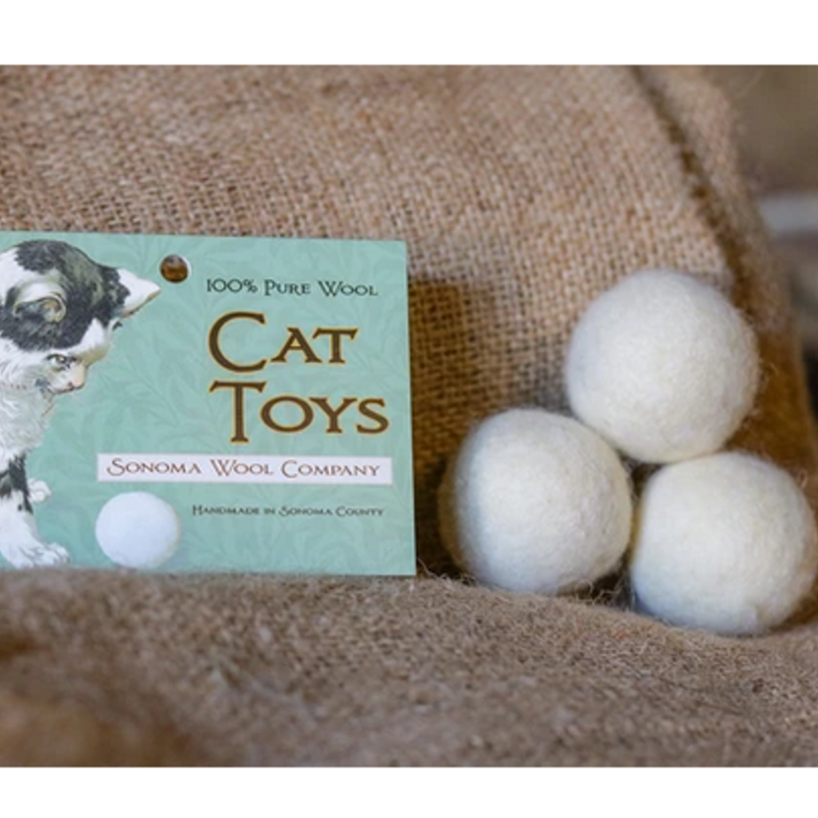 Wool Cat Toys