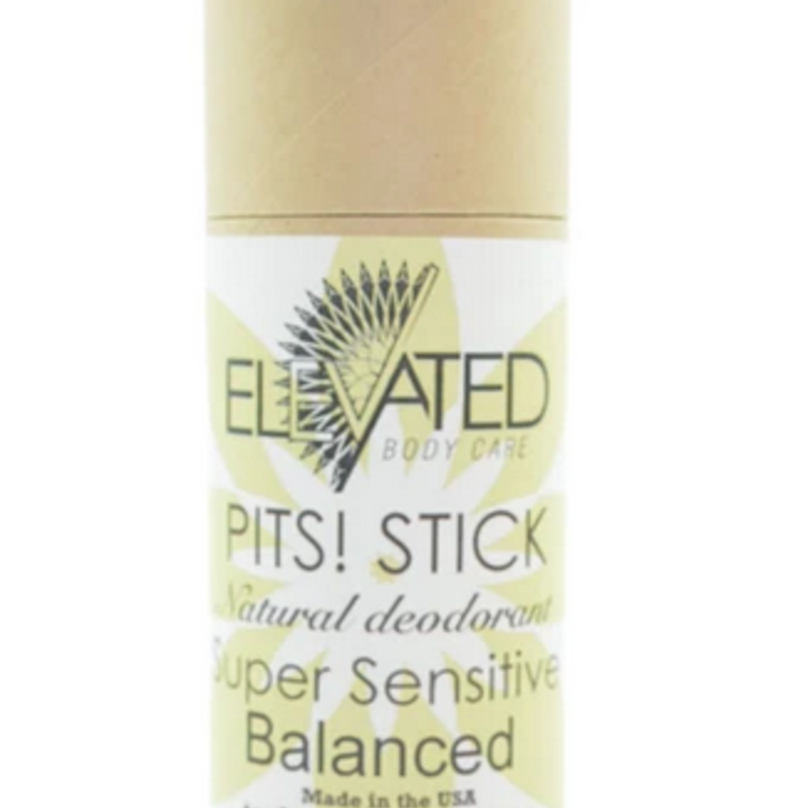 Elevated Pits! Stick - Sensitive