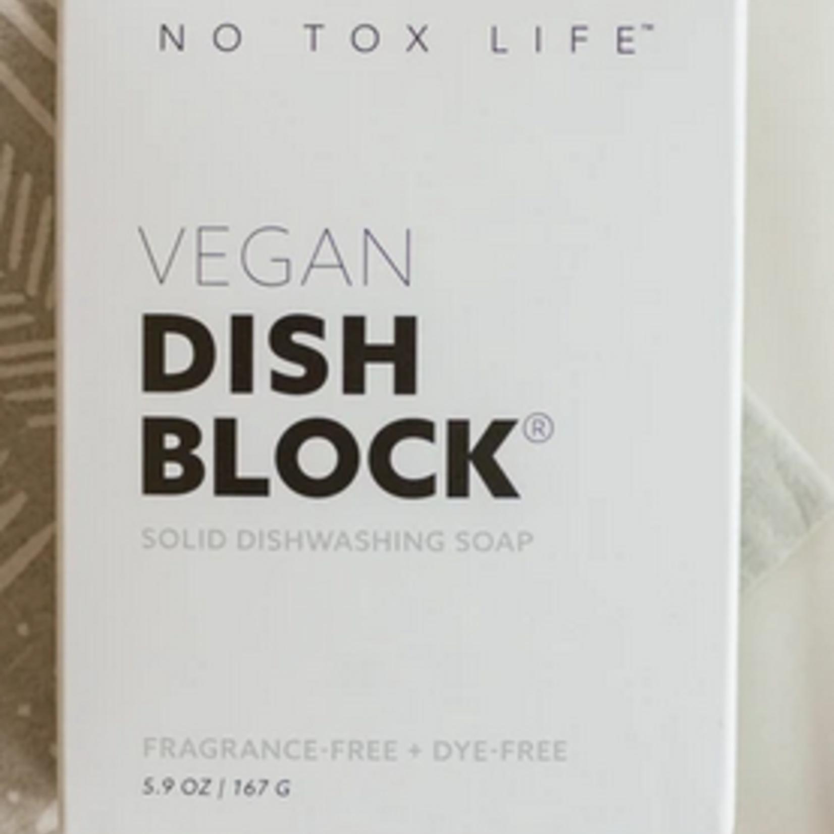 No Tox Life No Tox Life Dish Block