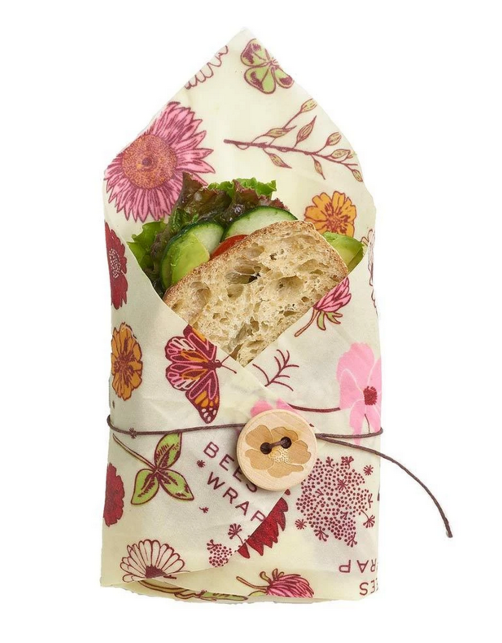 Bees Wrap Vegan Sandwich Wrap