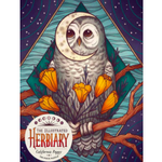 The Illustrated Herbiary: Poppy 750 Piece Puzzle