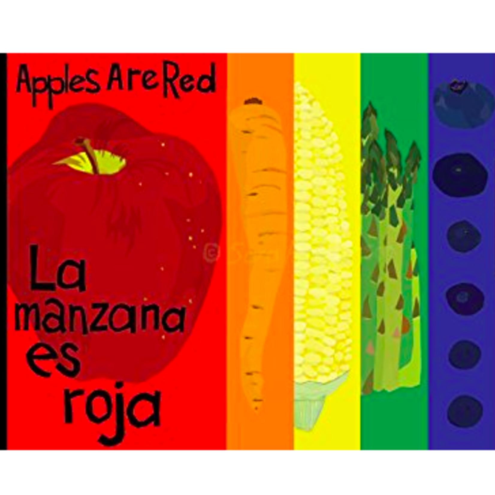 Apples Are Red / La Manzana es Roja