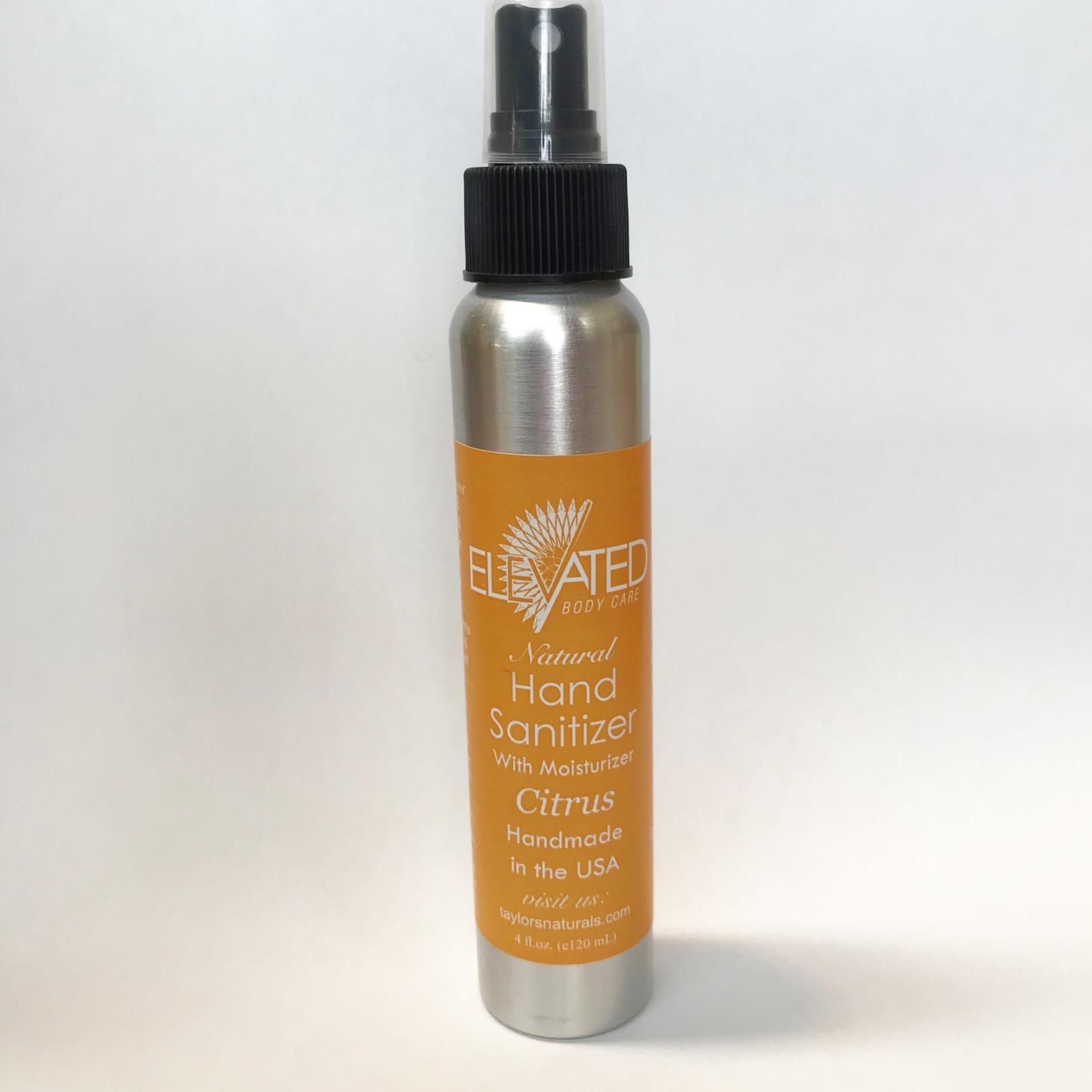 Taylor's Citrus Hand Sanitizer