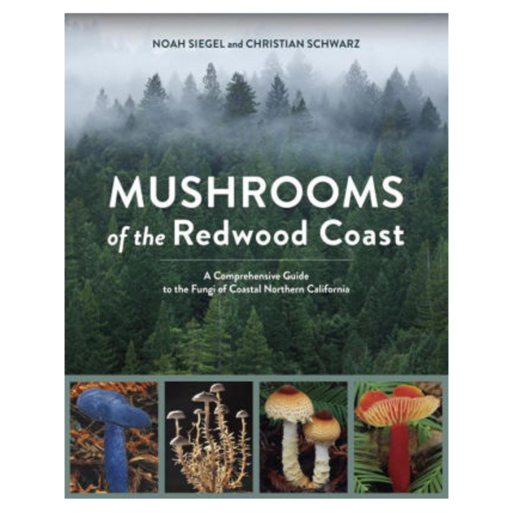 Mushrooms of the Redwood Coast