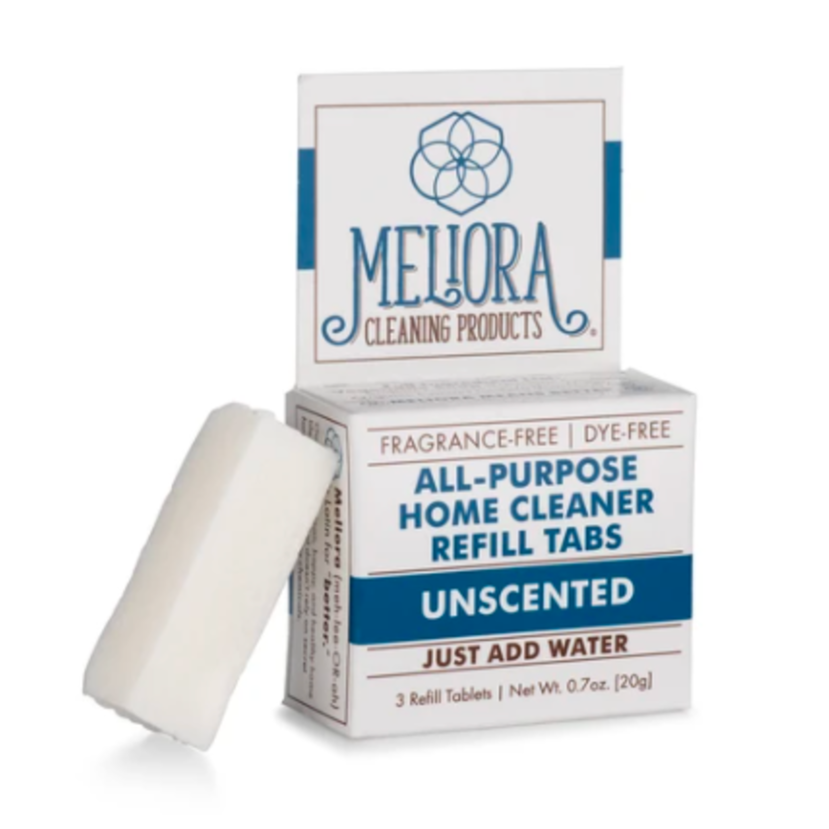 Meliora Cleaning Products Meliora All Purpose Home Cleaner Tablets
