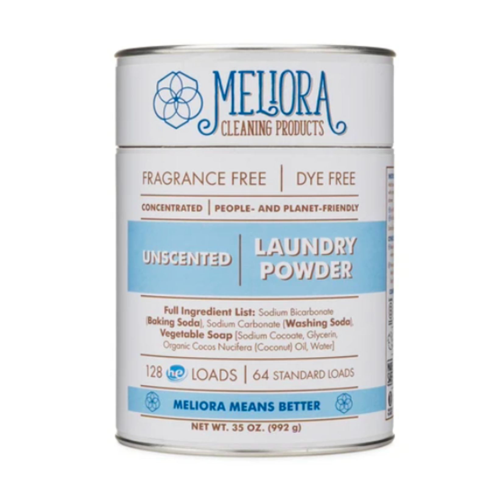 Meliora Cleaning Products Laundry Powder