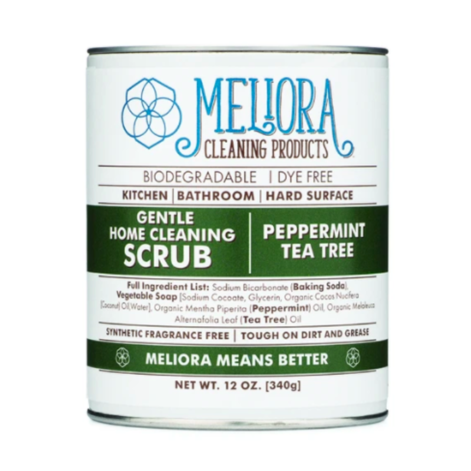 Meliora Cleaning Products Meliora Gentle Home Cleaning Scrub