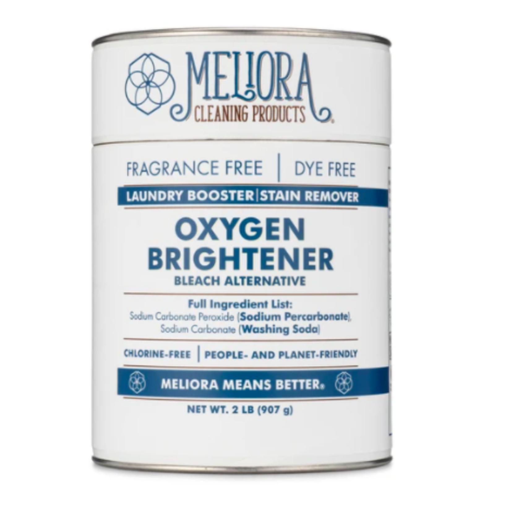Meliora Cleaning Products Meliora Oxygen Brightener Bleach Alternative
