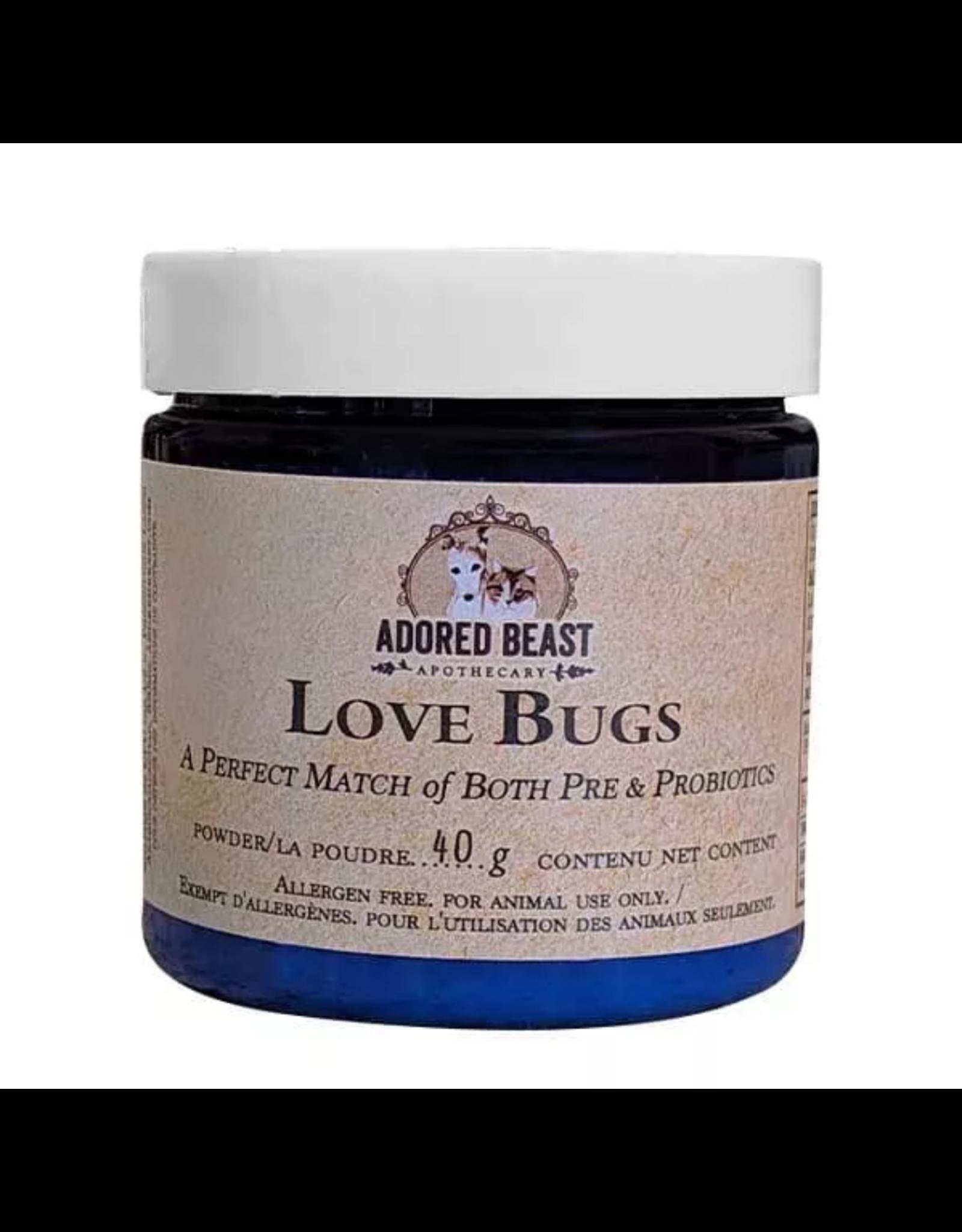 ADORED BEAST ADORED BEAST LOVE BUGS 40G