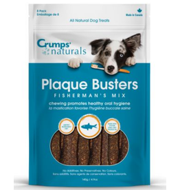 CRUMPS CRUMPS PLAQUE BUSTERS FISH