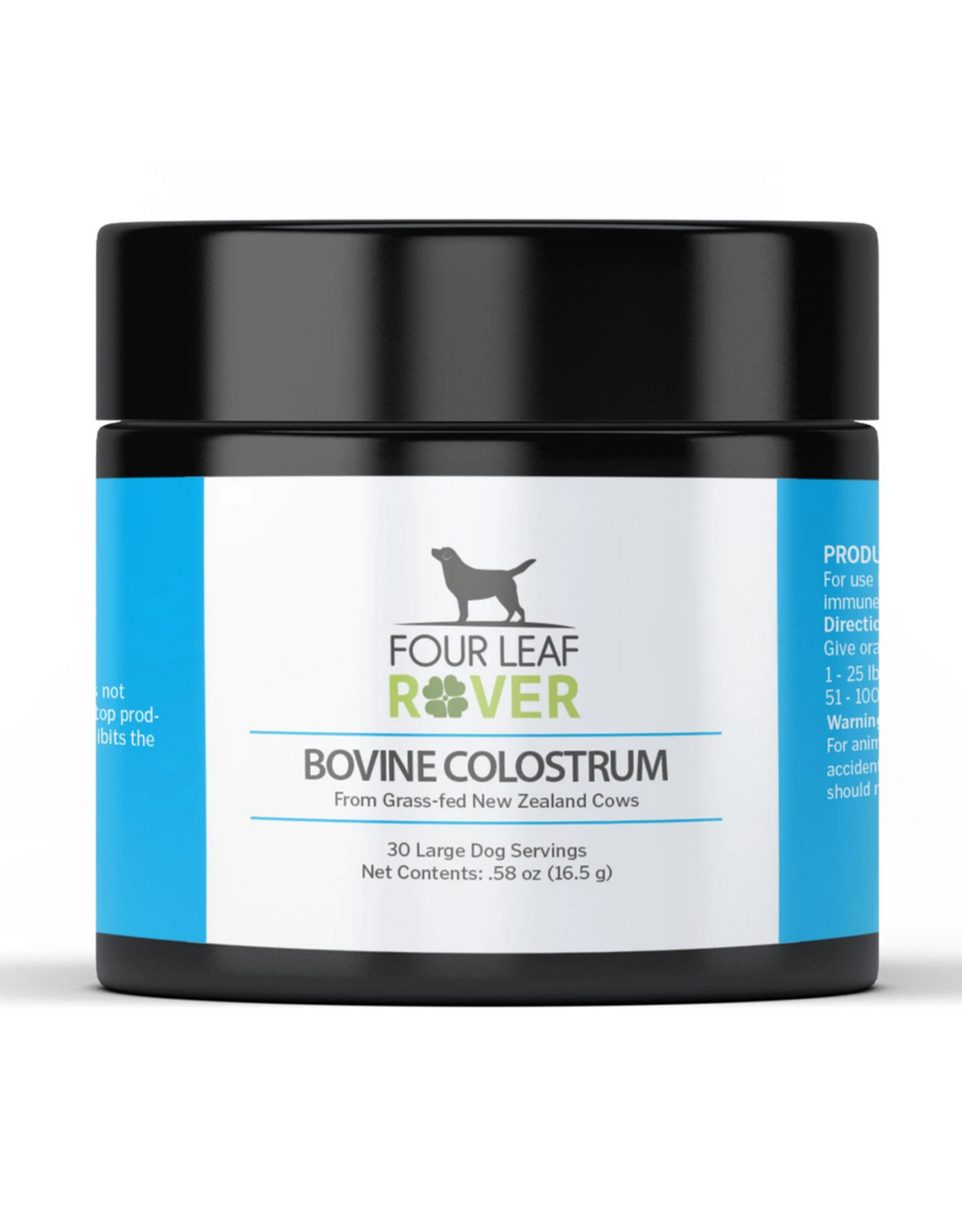 FOUR LEAF ROVER FLR BOVINE COLOSTRUM