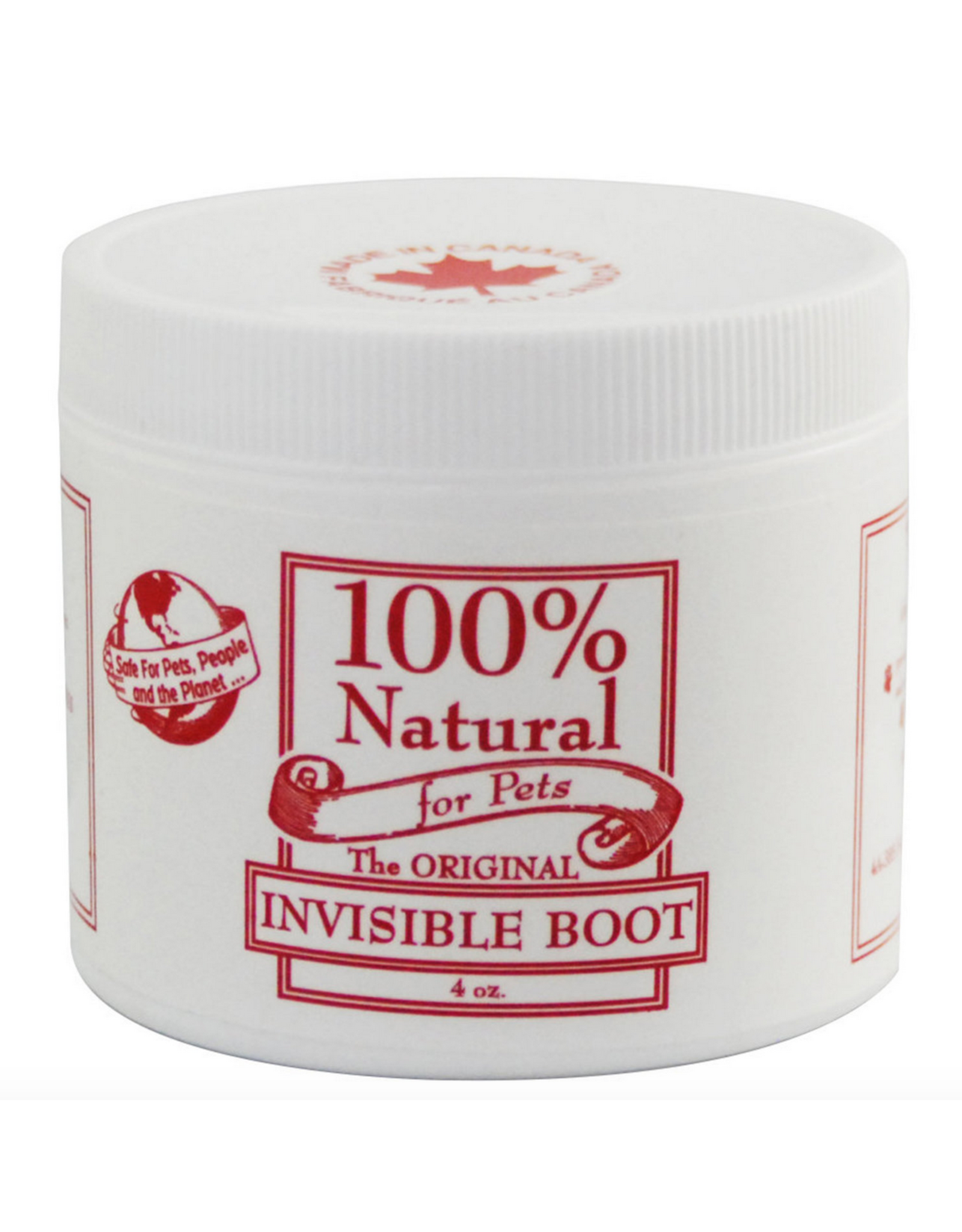 100% NATURAL FOR PETS INVISIBLE BOOT CREAM